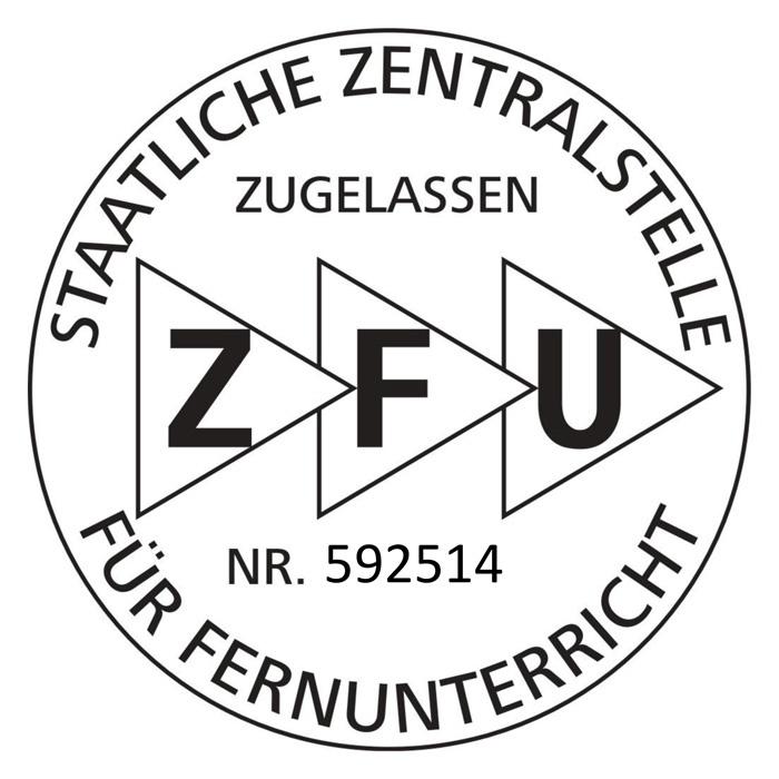 ZFU-Siegel - Meister für Schutz und Sicherheit
