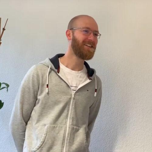 Alexander Stock - Meister für Schutz und Sicherheit Absolvent