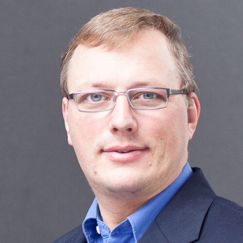 Michael Treichel - Meister für Schutz und Sicherheit - Absolvent
