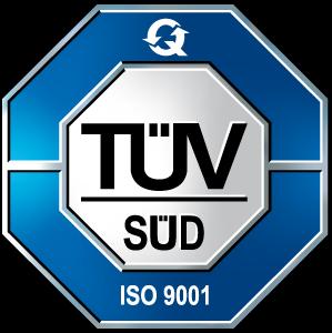 TÜV QM ISO 9001